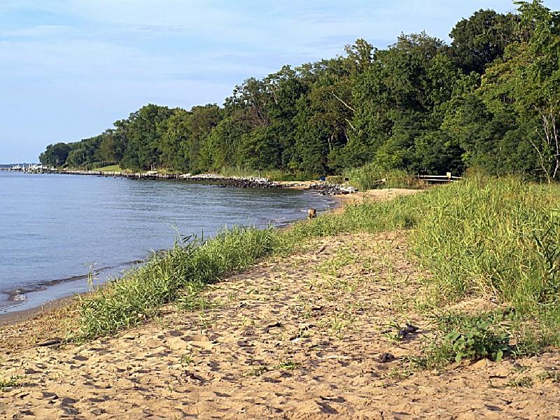 Matapeake Park Beach