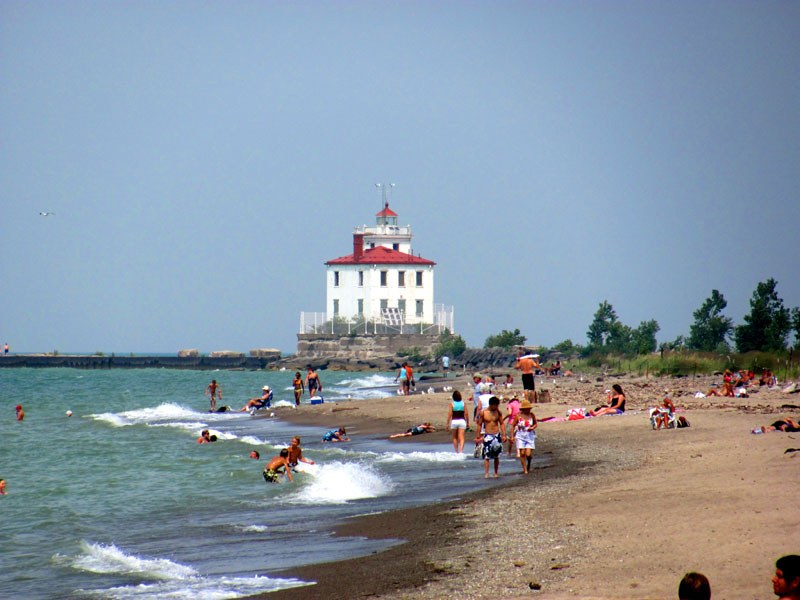 Headlands Beach State Park An Ohio