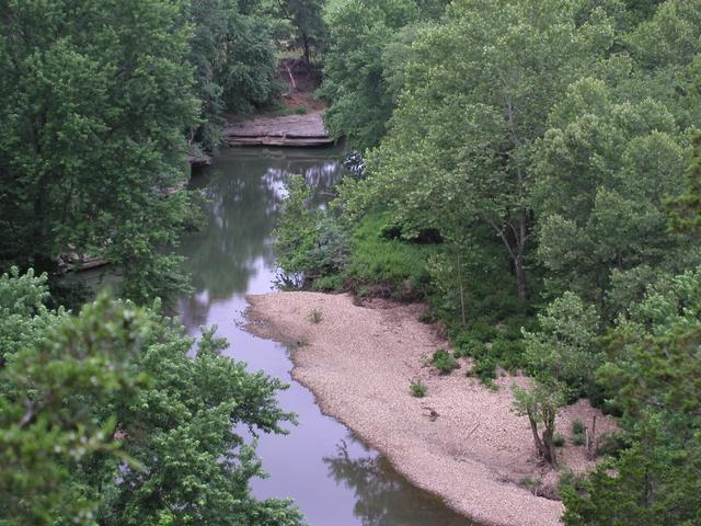 Withrow Springs State Park An Arkansas State Park Located