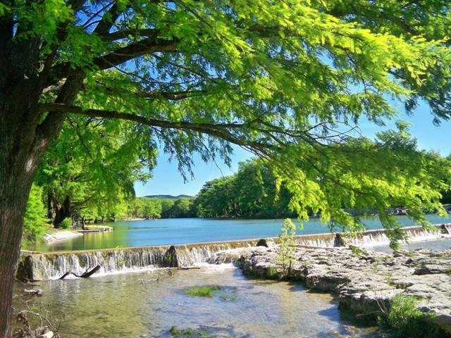 Garner State Park A Texas State Park Located Near Uvalde