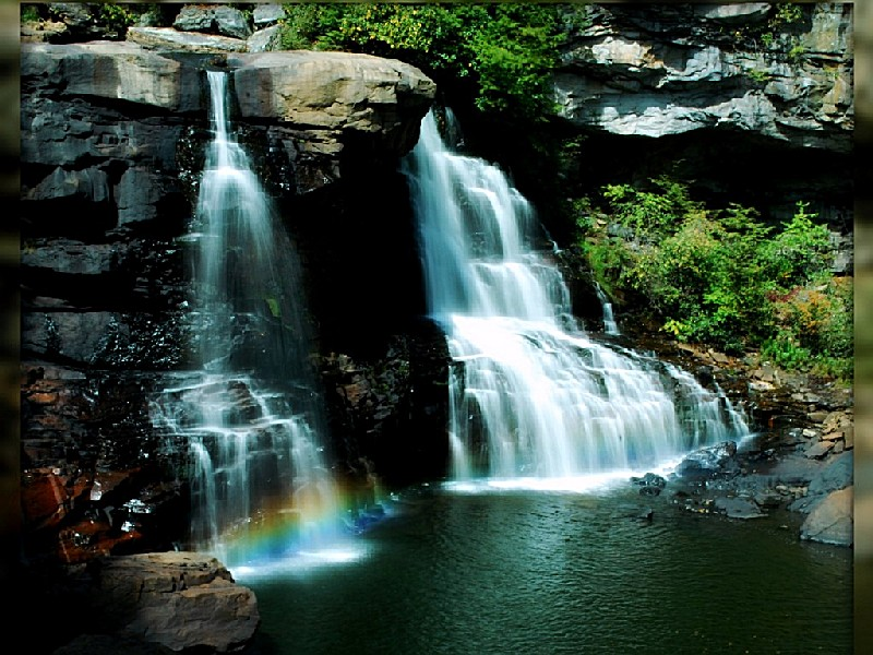 Blackwater Falls State Park >> Blackwater Falls State Park A West Virginia State Park Located Near