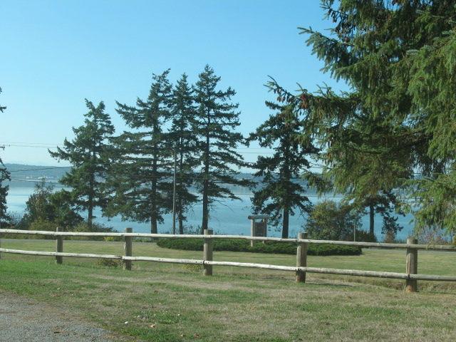 Bay View State Park, a Washington State Park located near