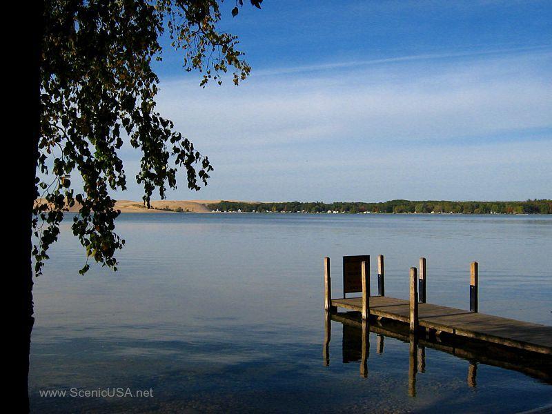 Silver Lake State Park, a Michigan State Park