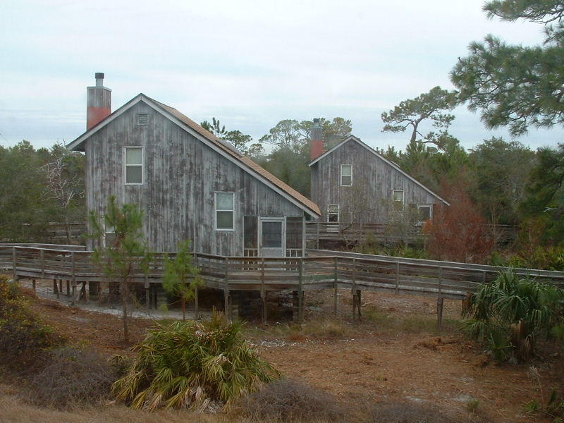 Saint joseph peninsula state park a florida state park for Florida state parks cabins