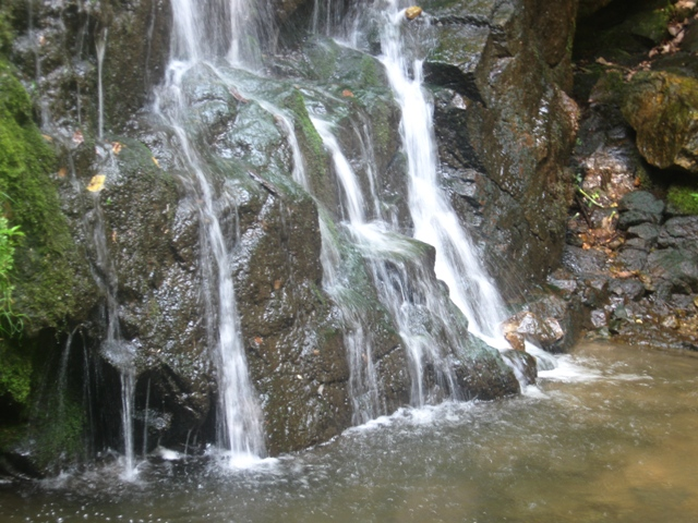 Natural Falls State Park Campground