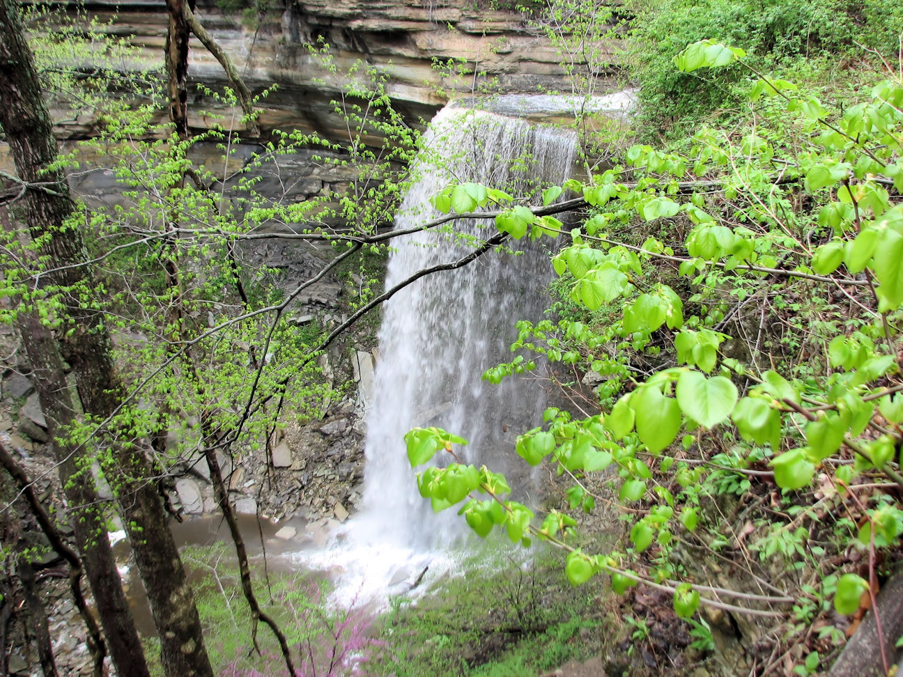 Clifty Falls State Park An Indiana State Park Located