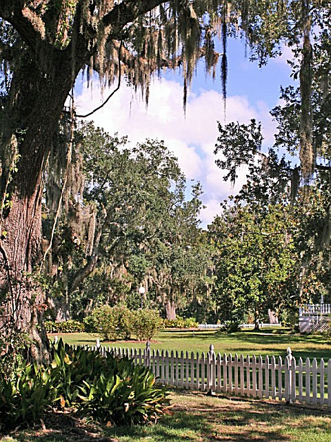 Fairview Riverside State Park, a Louisiana State Park located near