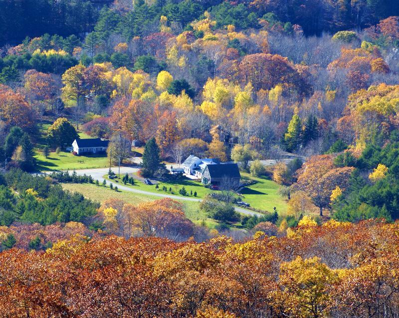 Camden Hills State Park A Maine Park