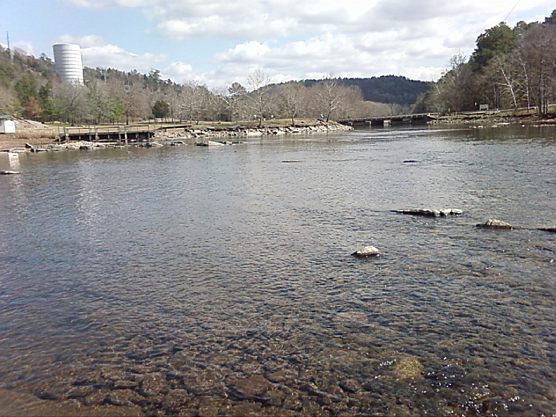 Beavers bend state park an oklahoma park located near for Broken bow lake fishing