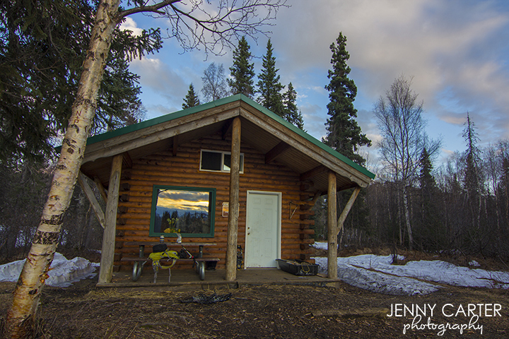 Driving directions to denali state park an alaska park for Denali national park cabins