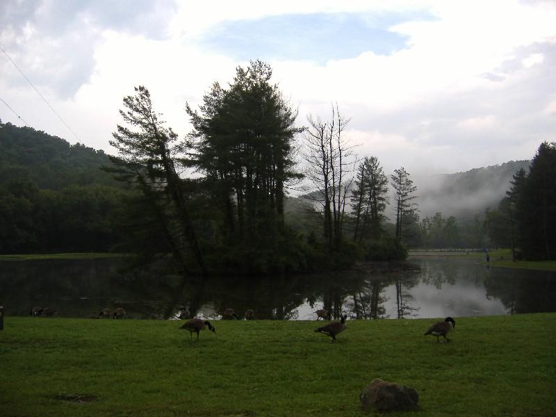 Cedar Creek State Park, a West Virginia State Park