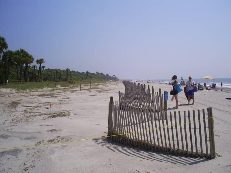 Edisto Beach State Park A South Carolina Located Near Beaufort Johns Island And Goose Creek