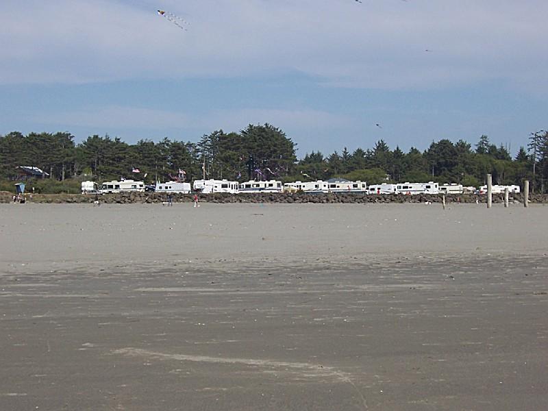 Pacific Beach State Park A Washington Located Near Hoquiam