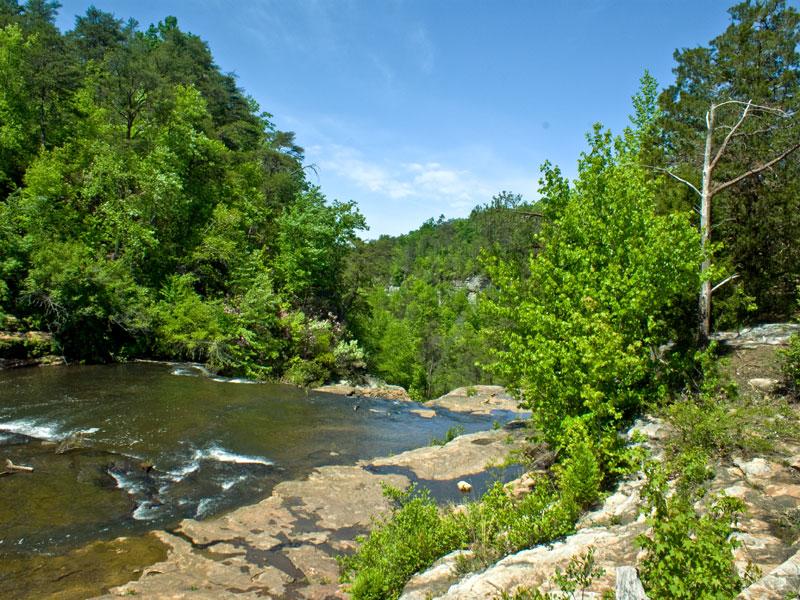 De Soto State Park An Alabama State Park Located Near