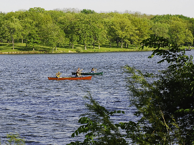 Rock Cut State Park, an Illinois State Park located near Beloit ...
