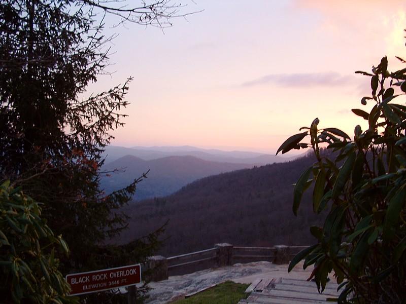 Black Rock Mountain State Park A Georgia State Park Located Near