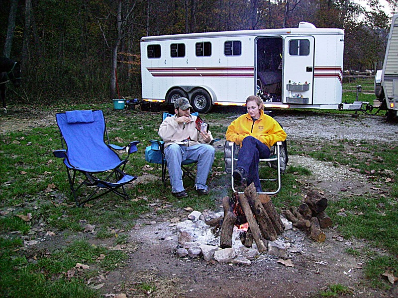 brown county state park indiana camping