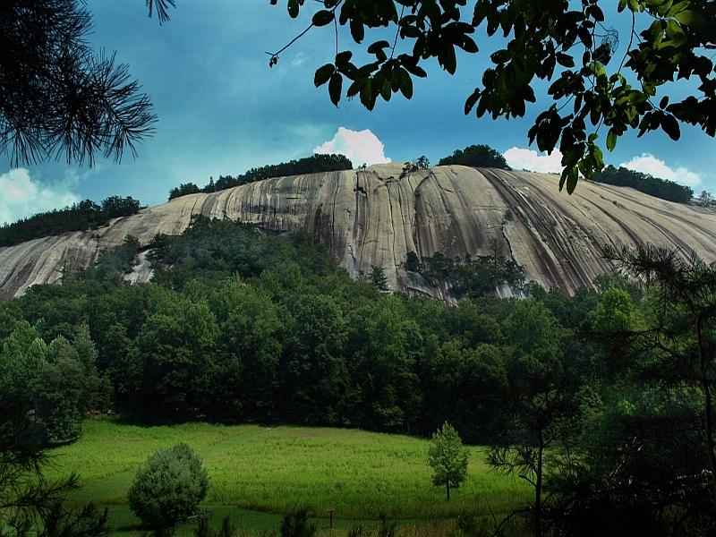 Stone Mountain State Park A North Carolina State Park Located Near