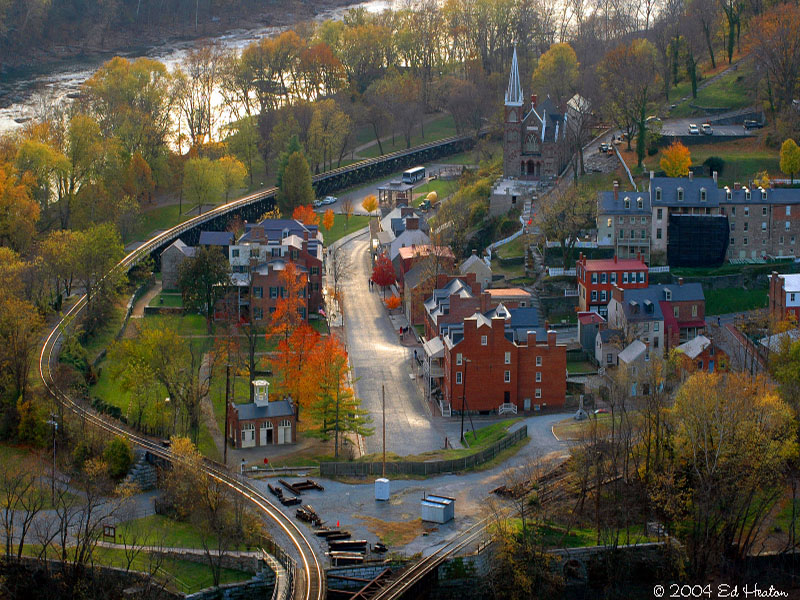 Harpers Ferry National Historical Park, a West Virginia ...