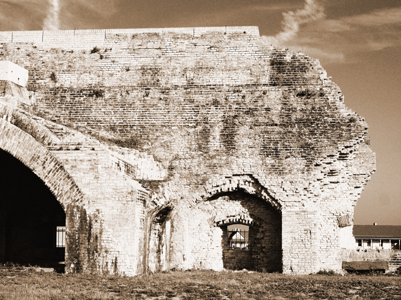Fort Pickens State Park A Florida State Park Located Near