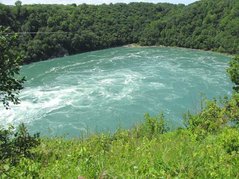 Whirlpool State Park, a New York State Park located near Buffalo ...
