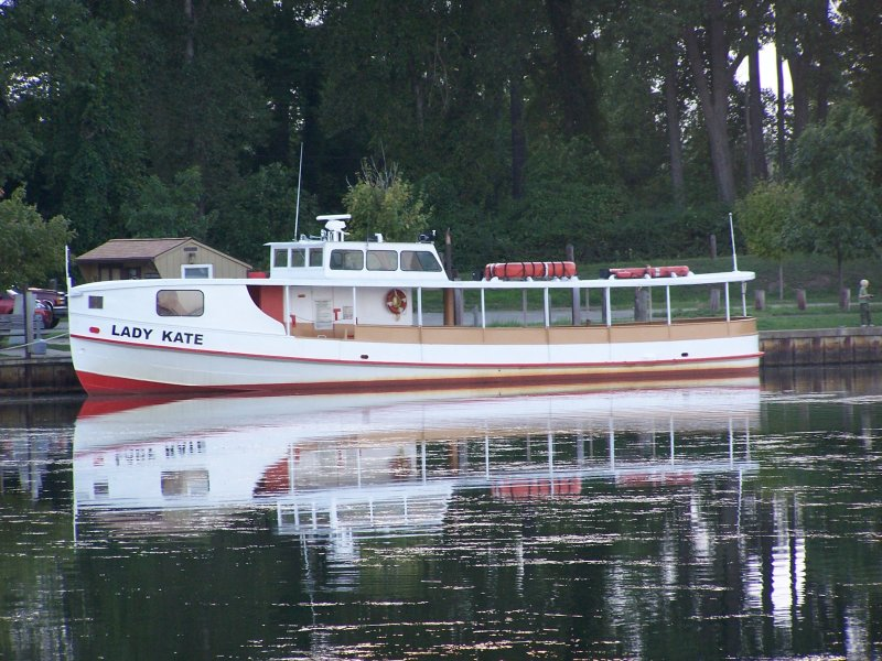 Boat Tours Erie Pa