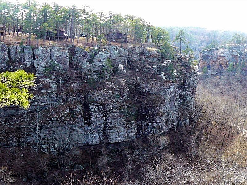 Petit Jean State Park An Arkansas State Park Located Near