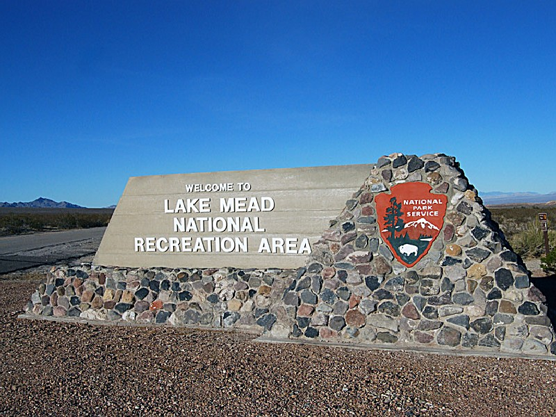Lake Mead National Recreation Area a Nevada natlreca located near