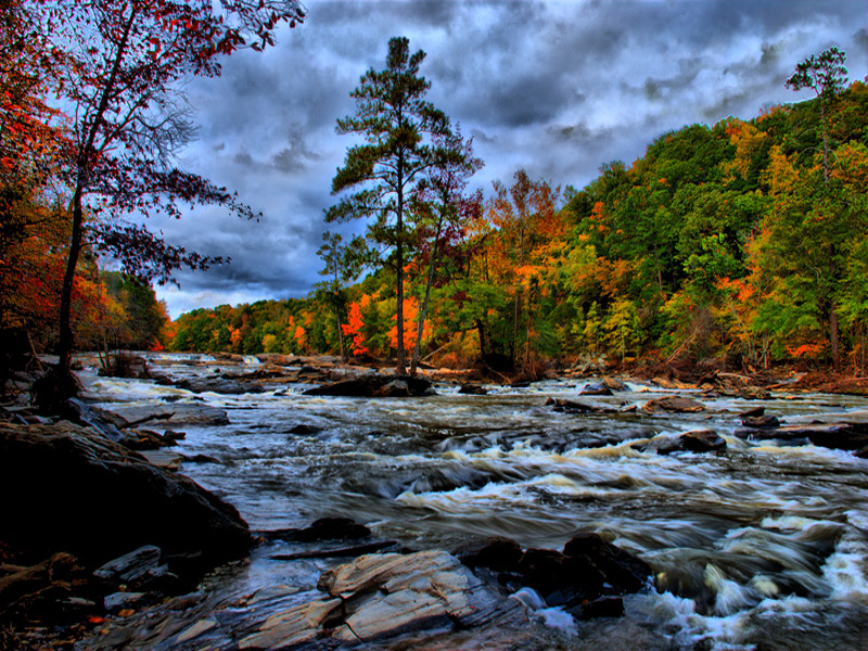 Sweetwater Creek State Park, a Georgia State Park located near