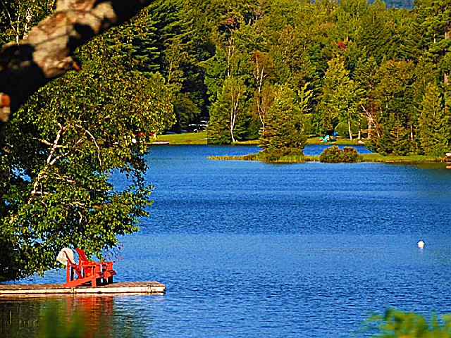 Adirondack State Park A New York State Park Located Near