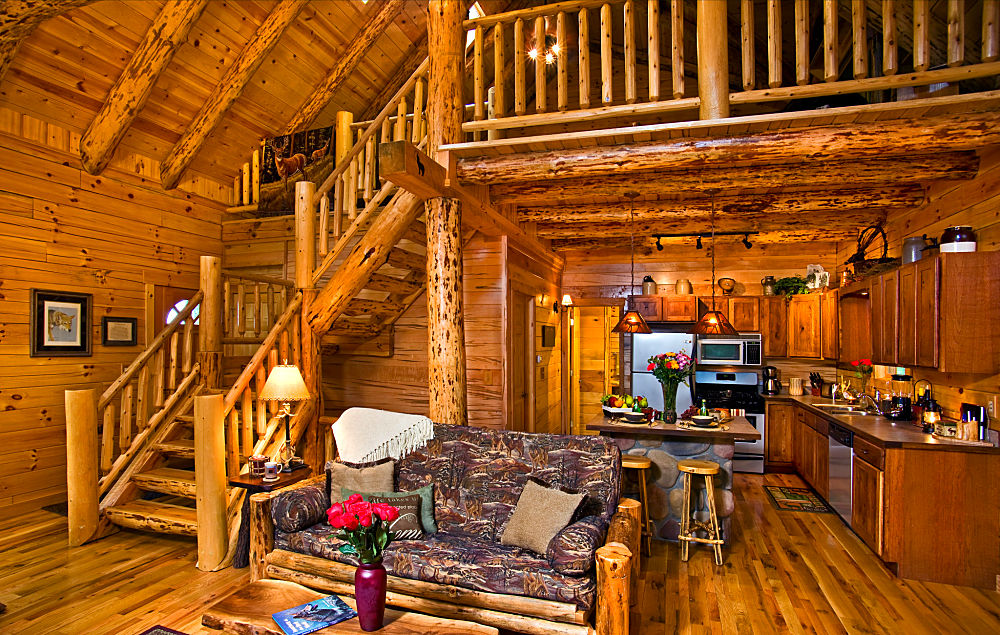 Red Wolf Falls Cottages And Cabins Accommodations