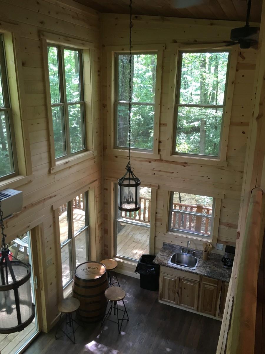 corban cabin getaways