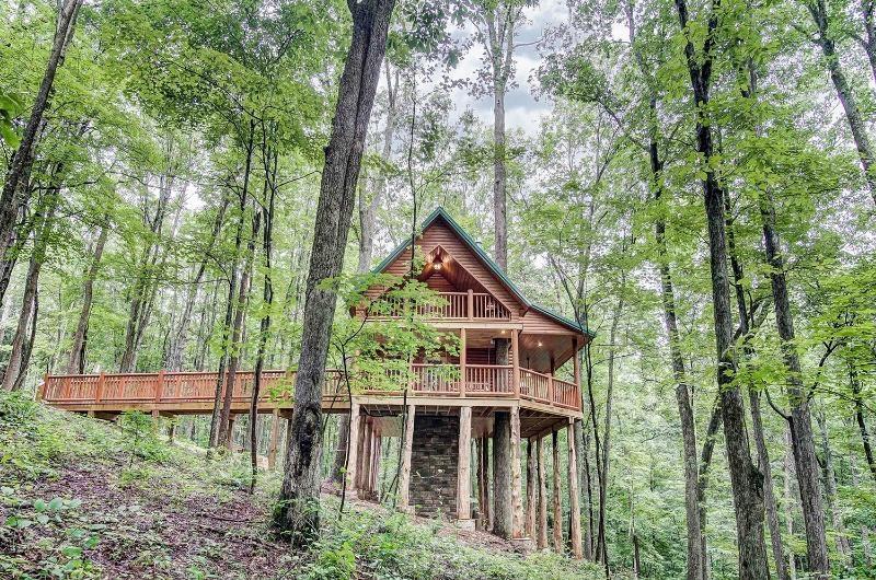 Canopy Ridge Cabin