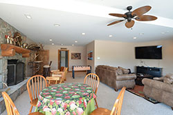 Game Room - Great place to hang out with friends and family to watch TV, play games or just be together.