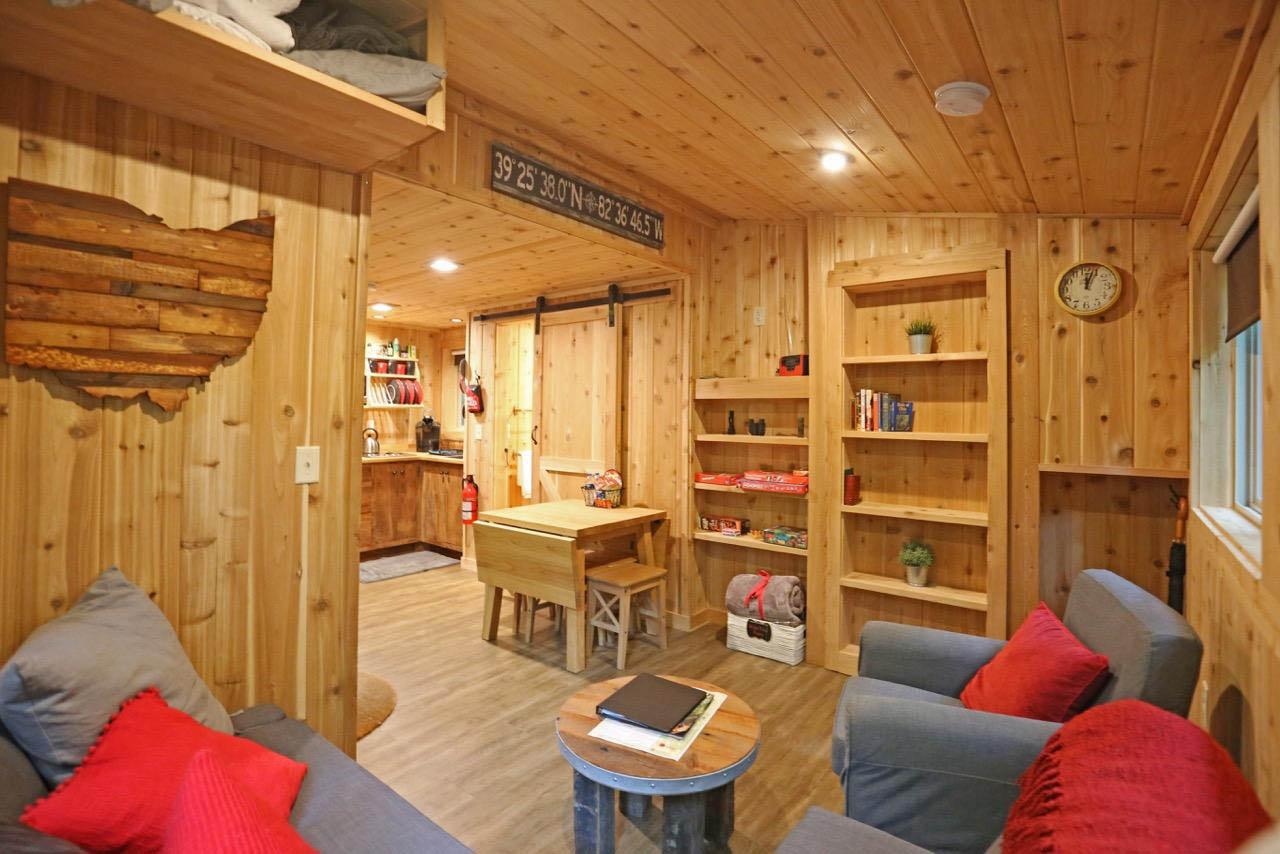 Hocking Hills Treehouse Cabins Hocking Hills Cottages