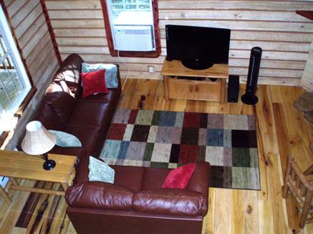 Family Room from Loft