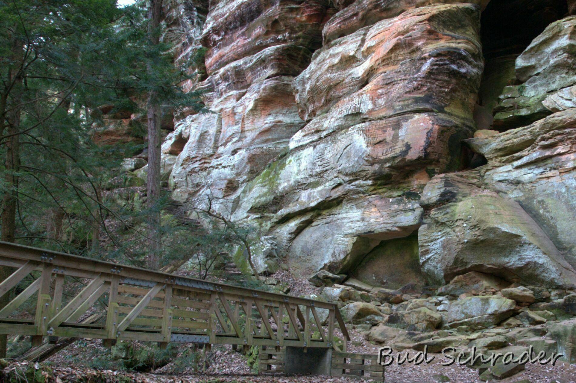 Calendar Planner In Windows : Rock house at hocking hills state park