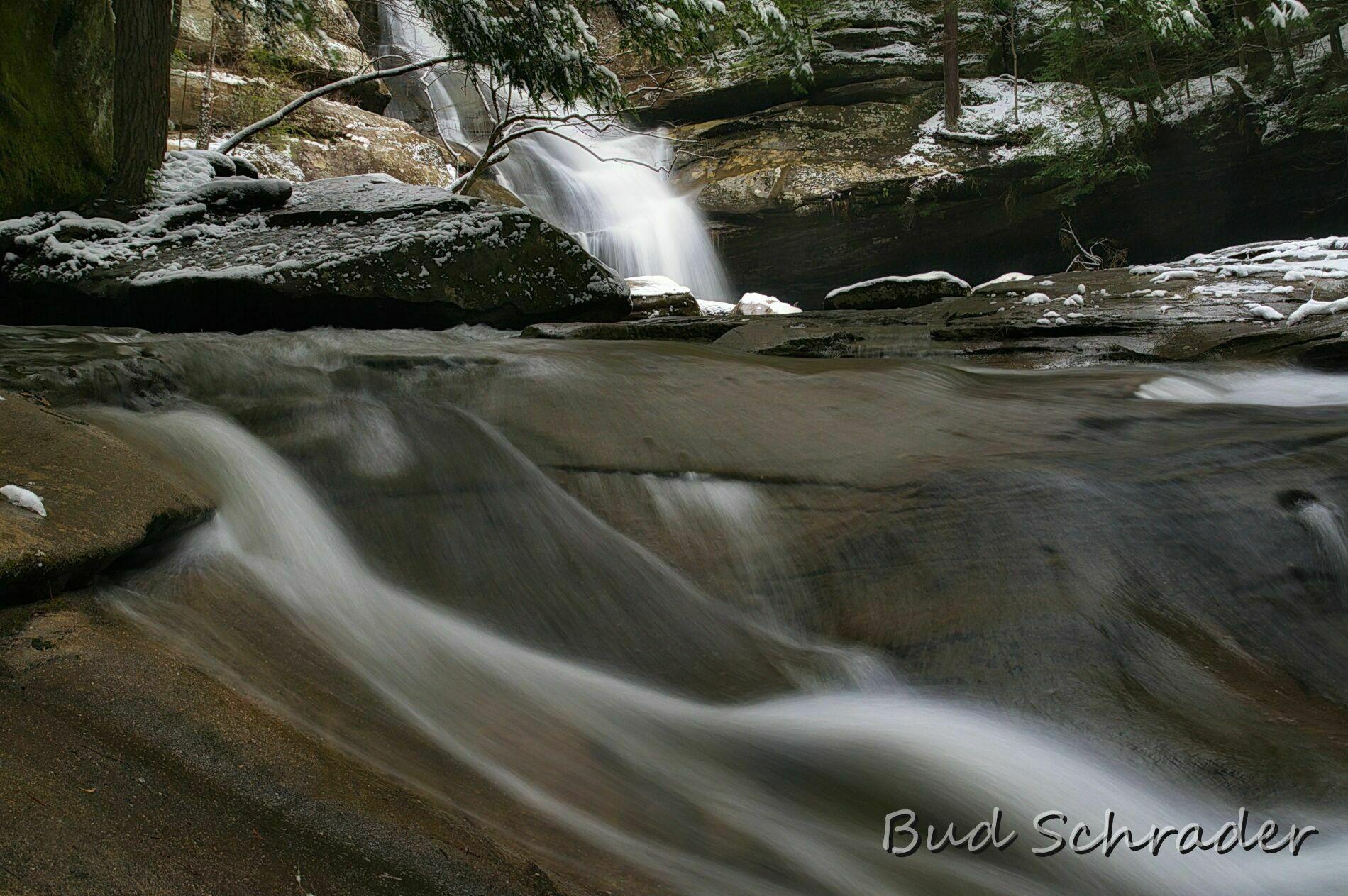 Cedar Falls At Hocking Hills State Park