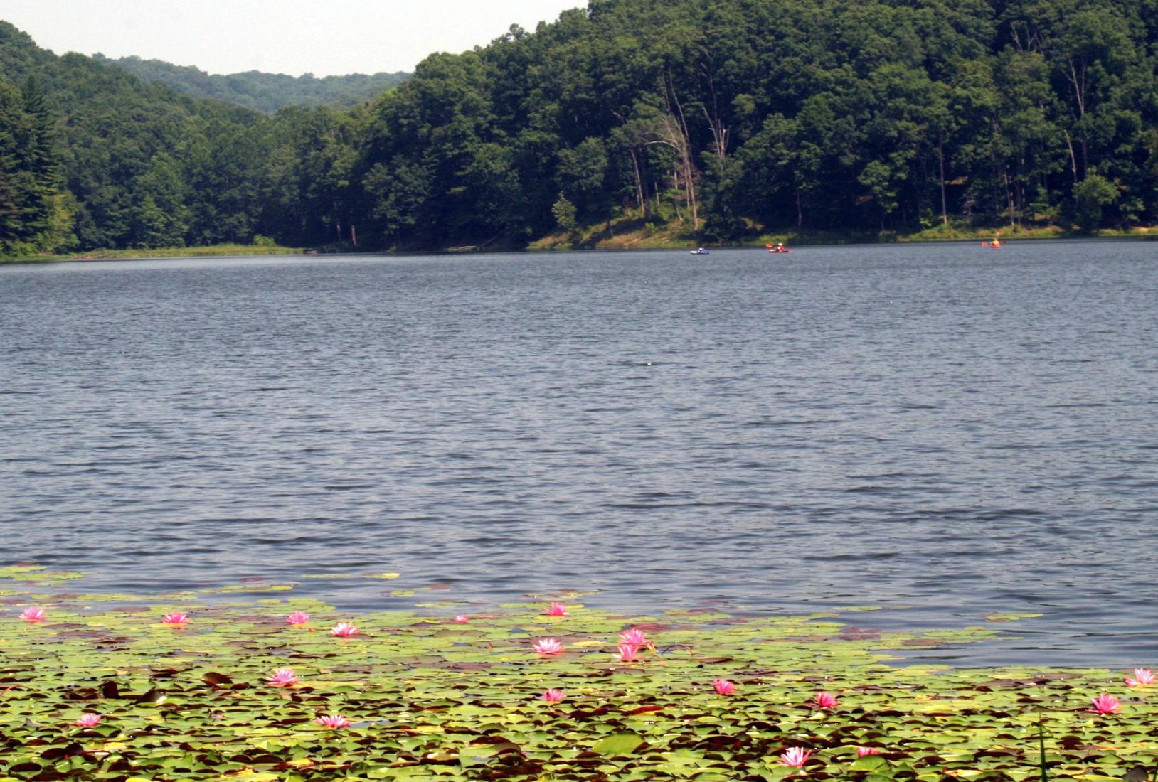 Lake Hope State Park Zaleski Ohio
