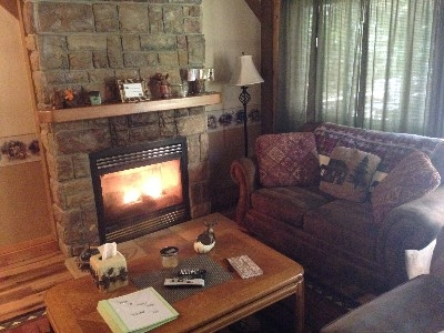 Living Room - Homestead