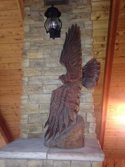 Eagle - Eagles Lodge