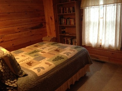 Bedroom - Eagles Lodge