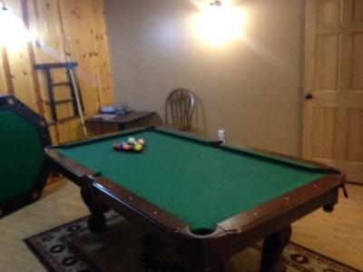 Game Room - Eagles Lodge