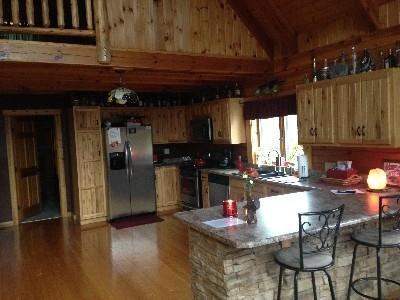 Kitchen - Eagles Lodge