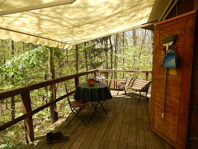 Dogwood Deck