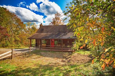 Liberty Ridge Cabin Hocking Hills