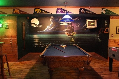 Game room 2 - Pool Table