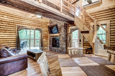 Treehouse Family Room - Family Room