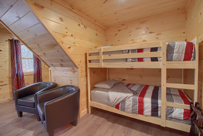 Bunk Beds - Lower Level