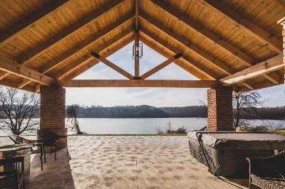 Lake House Patio